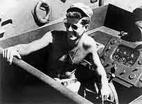 John Fitzgerald Kennedy au commande du PT 109