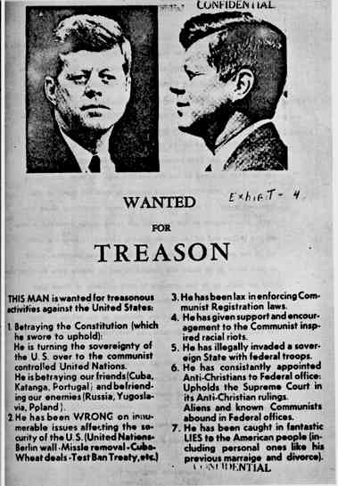 The greatest cover up in american history the assassination of jfk